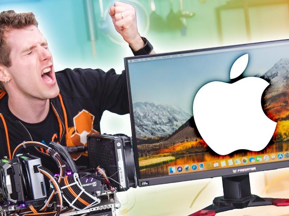 Linus Tech Tips Video Tutorial Thumbnail